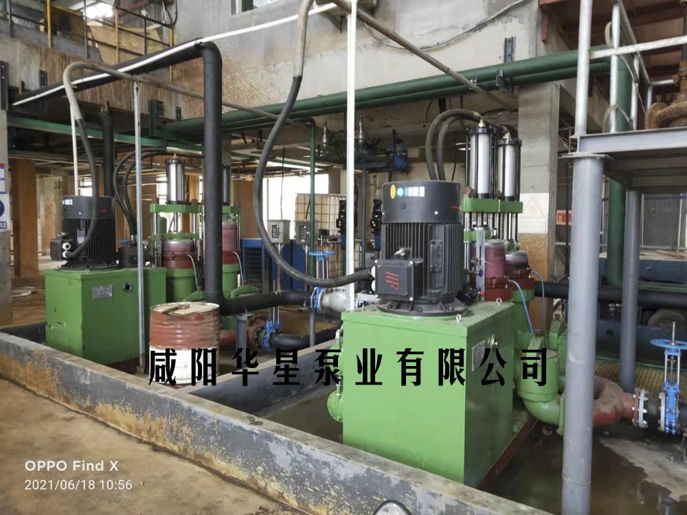 YB300-40压滤机入料泵市政污水处理